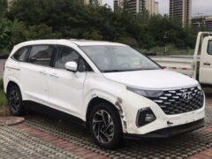 Новый минивэн Hyundai Custo представят в апреле 2021 года