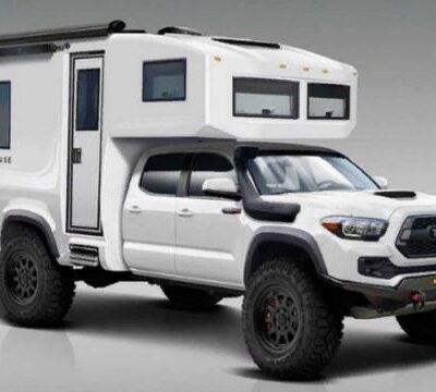 BCT Tacoma Camper 4x4, кемпер