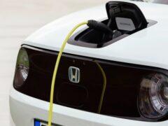 Электрокары марки Honda будут производиться концерном General Motors