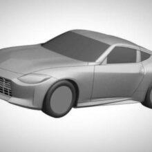 Появились патентные изображения нового Nissan Z
