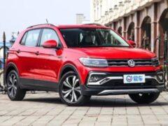 Показан тизер нового Volkswagen Taigun дешевле Hyundai Creta