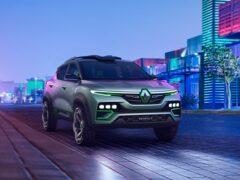 Серийный компакт-кросс Renault Kiger представят 28 января
