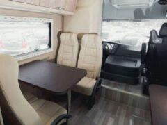 Автобус «Вектор Next» превратили в комфортный дом на колесах
