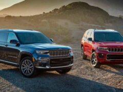 Глава Jeep пообещал новому Grand Cherokee выдающуюся проходимость