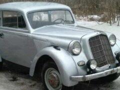 В РФ выставили на продажу Opel Olympia 1937 года за 1 млн рублей