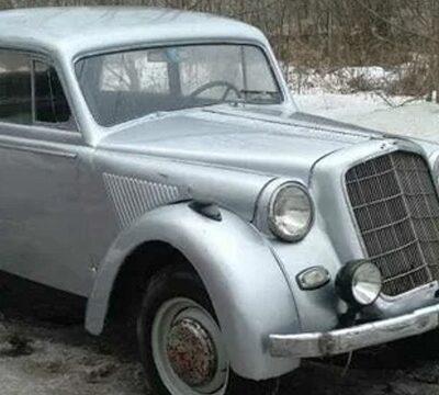 Opel Olympia 1937 года