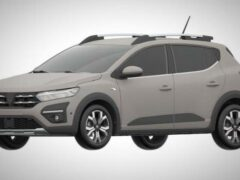 Renault запатентовал в РФ новый кросс-хэтчбек Sandero Stepway