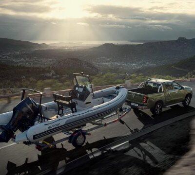 Peugeot Landtrek, новый пикап