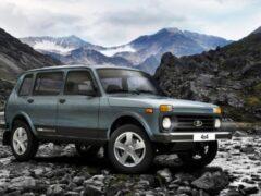АвтоВАЗ приостановил сборку пятидверной Niva Legend до марта 2021 года