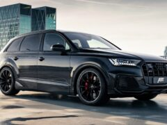 ABT готовит проект тюнинга Audi SQ7 TFSI