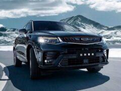 Geely Atlas стал самым популярным китайским автомобилем в России в 2020 году