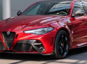 Новый седан Alfa Romeo появился на неофициальном рендере