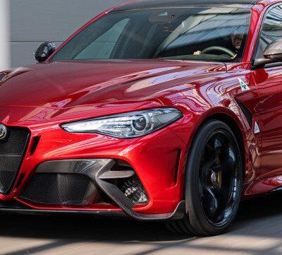 седан Alfa Romeo