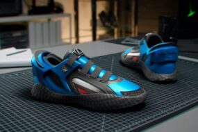 Lexus представил эксклюзивную пару кроссовок в честь седана IS 350 F Sport