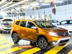 Новый Renault Duster для России сохранит дизельный мотор