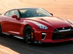 Новый Nissan GT-R 2022 года станет гибридным