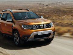 Renault представила в России кроссовер Duster нового поколения