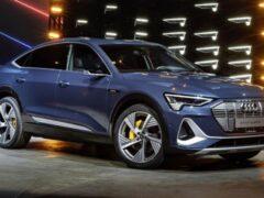 Компания Audi планирует электрифицировать российский авторынок