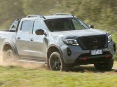 Nissan запустил в продажу пикап Navara нового поколения