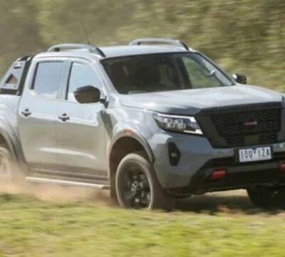 Nissan Navara, пикап нового поколения