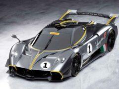 Pagani представил 850-сильный трековый суперкар Huayra R