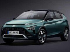 Компания Hyundai Motor представила новый кроссовер Hyundai Bayon