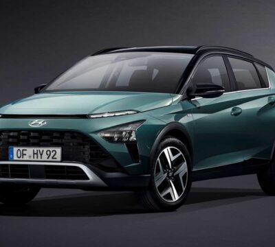 Hyundai Bayon, новый компакт-кросс