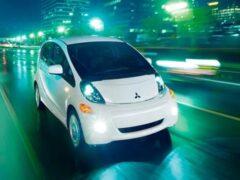 Nissan и Mitsubishi разработают дешевый электрический сити-кар