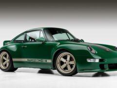 Представлена ирландская версия Porsche 911 от Gunther Werks