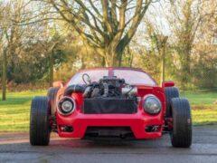 Хот-род Porsche с двигателем Bentley выставили на продажу
