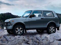 В Великобритании возобновили продажи российской LADA 4×4