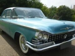 В России продают седан Buick LeSabre 1959 года выпуска