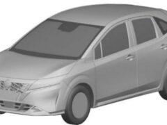 Nissan запатентовал в РФ новые компактвэн Note и спорткар 400Z