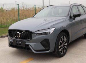 Volvo ХС60 в августе стал бестселлером марки в России