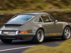 Theon Design выпустил Porsche 911 с воздушным охлаждением