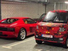 В Литве начали производство самого дешевого электромобиля в Европе