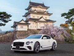 Bentley Continental GT V8 получил спецверсию Equinox Edition
