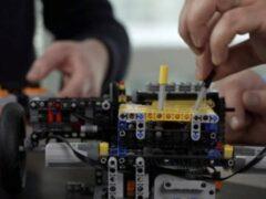 В Renault для создания гибридной трансмиссии E-Tech использовали LEGO