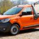 Renault готовится к выпуску нового пикапа Express