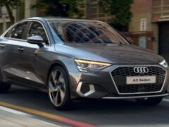 В России принимают заказы на новые Audi A3 Sedan и A3 Sportback