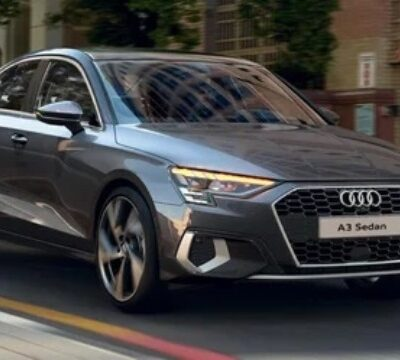 Audi A3 Sedan, новый