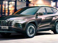 Hyundai представил Tucson L с 200-сильным мотором