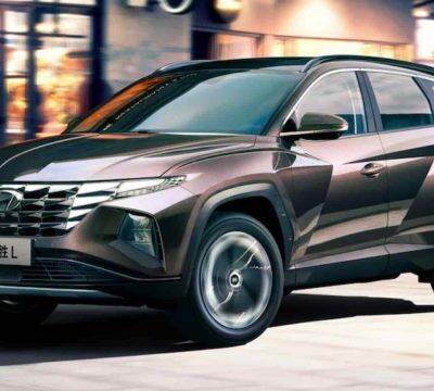 Hyundai Tucson L, удлиненный кросс
