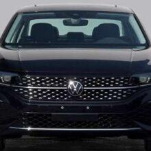 Компания Volkswagen обновила седан Passat для китайского рынка
