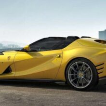 Ferrari продала весь тираж 812 Competizione за несколько часов