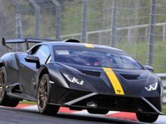 Lamborghini намерена установить новый рекорд Нюрбургринга