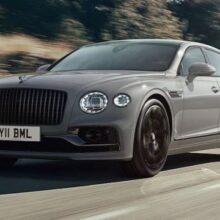 Bentley Flying Spur 2022 года получит больше стандартных функций