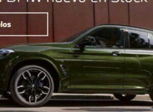 BMW рассекретил дизайн обновленного X3 2021 года