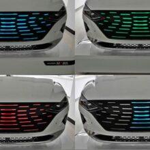 Hyundai оснастит свои автомобили светящейся решеткой