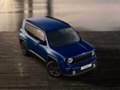 Jeep запускает спецсерию Renegade Impulse в стиле Loki для рынка Италии